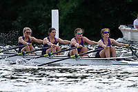 Race: 194 S4x Quarter-Final - Headington Sch vs Univ of London<br /> <br /> Henley Women's Regatta 2017<br /> <br /> To purchase this photo, or to see pricing information for Prints and Downloads, click the blue 'Add to Cart' button at the top-right of the page.