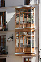 apartment buildings Valladolid spain castile and leon
