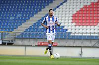 VOETBAL: HEERENVEEN: Abe Lenstra Stadion, 01-07-2013, Fotopersdag SC Heerenveen, Eredivisie seizoen 2013/2014, Fahd Aktaou, © Martin de Jong