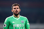 West Brom's Ben Foster in action during the premier league match at the Emirates Stadium, London. Picture date 25th September 2017. Picture credit should read: David Klein/Sportimage
