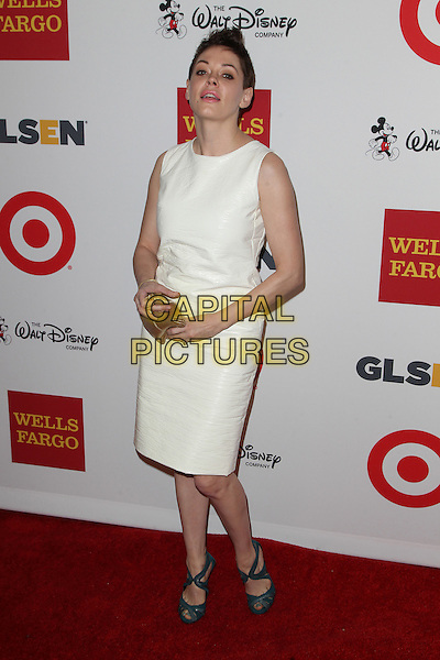 17 October 2014 - Beverly Hills, California - Rose McGowan. 10th Annual GLSEN Respect Awards Held at The Regent Beverly Wilshire.   <br /> CAP/ADM/FS<br /> &copy;Faye Sadou/AdMedia/Capital Pictures