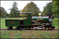 BNPS.co.uk (01202 558833)<br /> Pic:  BraybrookCollection/BNPS<br /> <br /> The Barbara Curwen.<br /> <br /> A late aristocrat's prized collection of model trains has sold for £244,000.<br /> <br /> Lord Braybrooke set up a miniature garden railway 55 years ago in the grounds of his stately home at Audley End House in Saffron Walden, Essex.<br /> <br /> He died in 2017 and his family parted with nine of his locomotives to raise funds to improve the railway's facilities so it can keep running for future generations.