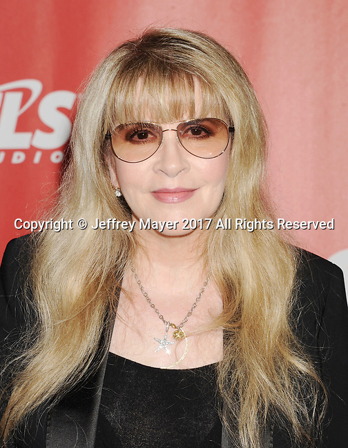LOS ANGELES, CA - FEBRUARY 10: Singer-songwriter Stevie Nicks attends MusiCares Person of the Year honoring Tom Petty at the Los Angeles Convention Center on February 10, 2017 in Los Angeles, California.