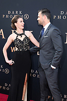 "LOS ANGELES - JUN 4:  Aphra Williams, Thomas Beaudoin at the ""Dark Phoenix"" World Premiere at the TCL Chinese Theater IMAX on June 4, 2019 in Los Angeles, CA"