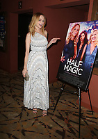 WEST HOLLYWOOD, CA - FEBRUARY 7: Heather Graham, at the Women In Film Screening Series Screening and Q&amp;A of Half Magic at AMC Sunset 5 in West Hollywood, California on February 7, 2018. <br /> CAP/MPI/FS<br /> &copy;FS/MPI/Capital Pictures