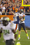 01/09/2011 - The Oregon Ducks fall the Auburn Tigers in the BCS National Championship game 22-19 Monday night in Scottsdale, Arizona.