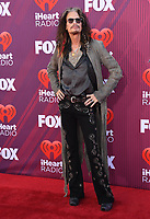 14 March 2019 - Los Angeles, California - Steven Tyler. 2019 iHeart Radio Music Awards held at Microsoft Theater. Photo Credit: Birdie Thompson/AdMedia