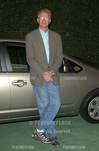 Actor ED BEGLEY JR at the 13th Annual Environmental Media Awards in Los Angeles..November 5, 2003