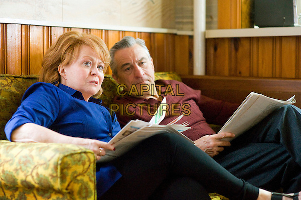 JACKI WEAVER & ROBERT De NIRO .in Silver Linings Playbook (2012).*Filmstill - Editorial Use Only*.CAP/FB.Supplied by Capital Pictures.