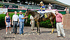 winning at Delaware Park racetrack on 6/23/14