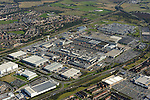 Jaguar land Rover plant, Halewood, Knowsley, Merseyside