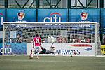 Newcastle United vs Kitchee during the Main of the HKFC Citi Soccer Sevens on 21 May 2016 in the Hong Kong Footbal Club, Hong Kong, China. Photo by Li Man Yuen / Power Sport Images