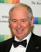 Steven Schwarzman arrives for the formal Artist's Dinner honoring the recipients of the 40th Annual Kennedy Center Honors hosted by United States Secretary of State Rex Tillerson at the US Department of State in Washington, D.C. on Saturday, December 2, 2017. The 2017 honorees are: American dancer and choreographer Carmen de Lavallade; Cuban American singer-songwriter and actress Gloria Estefan; American hip hop artist and entertainment icon LL COOL J; American television writer and producer Norman Lear; and American musician and record producer Lionel Richie. Photo Credit: Ron Sachs/CNP/AdMedia
