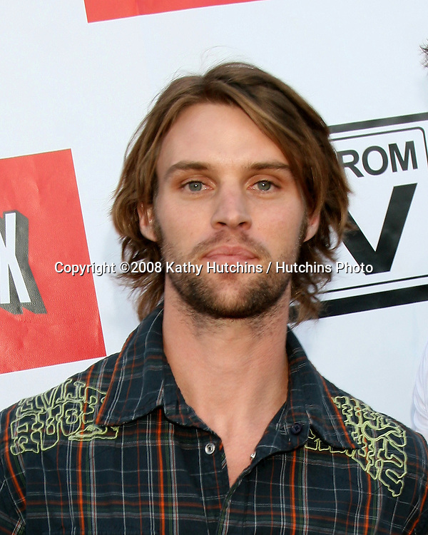 """Jesse Spencer.""""Band From TV"""" Netflix Live! on Location Concert.Autry Museum in Griffith Park.Los Angeles, CA.August 9, 2008.©2008 Kathy Hutchins / Hutchins Photo...."""