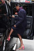 APR 18 Letitia Wright Seen In NYC