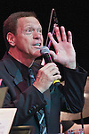 Joe Piscopo displayed his comedy and musical talents during a special performance in the Summer Jazz Series at the Shea Center for the Performing Arts on the campus of William Paterson University.