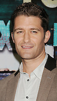 WEST HOLLYWOOD, CA - JULY 23: Matthew Morrison arrives at the FOX All-Star Party on July 23, 2012 in West Hollywood, California. / NortePhoto.com<br />