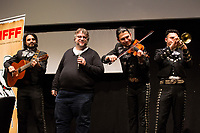 Guillermo del Toro at the  36th edition of the BIFFF Brussels International Fantastic Film Festival