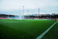 Glanford Park towards the AMS stand before the Sky Bet League 1 match between Scunthorpe United and Fleetwood Town at Glanford Park, Scunthorpe, England on 17 October 2017. Photo by Stephen Buckley/PRiME Media Images