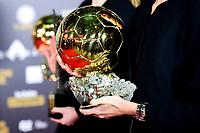 Il trofeo del Pallone d'Oro <br /> Parigi 3-12-2018 <br /> Arrivi Cerimonia di premiazione Pallone d'Oro 2018 <br /> Foto JB Autissier/Panoramic/Insidefoto <br /> ITALY ONLY