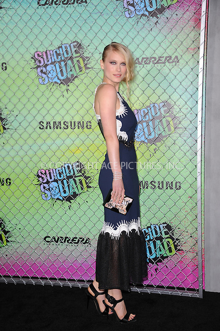 www.acepixs.com<br /> August 1, 2016  New York City<br /> <br /> Leven Rambin attending the world premiere of Warner Bros. Pictures and Atlas Entertainment&rsquo;s 'Suicide Squad' at the Beacon Theatre on August 1, 2016 in New York City.<br /> <br /> <br /> Credit: Kristin Callahan/ACE Pictures<br /> <br /> <br /> Tel: 646 769 0430<br /> Email: info@acepixs.com
