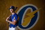 Oxford High's Zac Barber, at the team's batting cage in Oxford, Miss. on Tuesday, May 31, 2011, is the Oxford Eagle's Player of the Year for 2011.