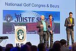 AMERSFOORT - Nationaal Golf Congres & Beurs (Het Juiste Spoor) van de NVG.     © Koen Suyk.