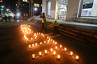 12.08.2019 - Vigília em defesa da Lava Jato em SP