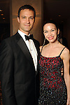 Nicholas Leshke and Amy Fote at the Dominic Walsh Dance Theater's 10th Anniversary Season Gala at the Four Seasons Hotel Friday May 4,2012. (Dave Rossman Photo)