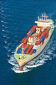 Cargo au départ de Nouméa