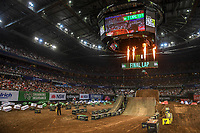 SX 2 / Jackson Richardson<br /> 2018 SX Open - Sydney <br /> Australian Supercross Championships<br /> Qudos Bank Area / Sydney Aus<br /> Saturday Nov 10th 2018<br /> © Sport the library/ Jeff Crow / AME