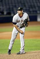 Zech Zinicola / Peoria Saguaros 2008 Arizona Fall League..Photo by:  Bill Mitchell/Four Seam Images