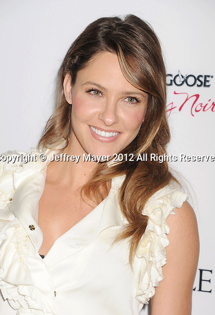HOLLYWOOD, CA - DECEMBER 10: Jill Wagner arrives at the 'The Impossible' - Los Angeles Premiere at ArcLight Cinemas Cinerama Dome on December 10, 2012 in Hollywood, California.