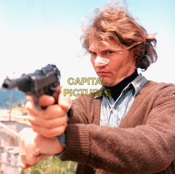 ANDREW ROBINSON.in Dirty Harry.*Filmstill - Editorial Use Only*.CAP/PLF.Supplied by Capital Pictures.
