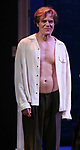 """Michael Shannon during the Opening Night Curtain Call for """"Frankie and Johnny in the Clair de Lune"""" at the Broadhurst Theatre on May 29, 2019  in New York City."""