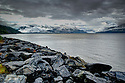 July 17 thru 23 / Alaska / Vacation and stock photography / Turnagain Arm Alaska at Southern Point /  Photo by Bob Laramie