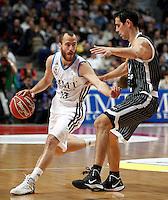 R. Madrid's vs  Bizkaia Bilbao Basket's_Liga Endesa