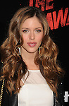 HOLLYWOOD, CA. - March 11: Kayla Ewell  arrives at the Los Angeles Premiere of The Runaways at ArcLight Cinemas Cinerama Dome on March 11, 2010 in Hollywood, California.