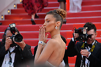 "CANNES, FRANCE. May 16, 2019: Bella Hadid at the gala premiere for ""Rocketman"" at the Festival de Cannes.<br /> Picture: Paul Smith / Featureflash"