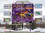 University at Albany Men's Lacrosse defeats Cornell 11-9 on Mar 4 at Casey Stadium.  Final Scoreboard after an entertaining game.
