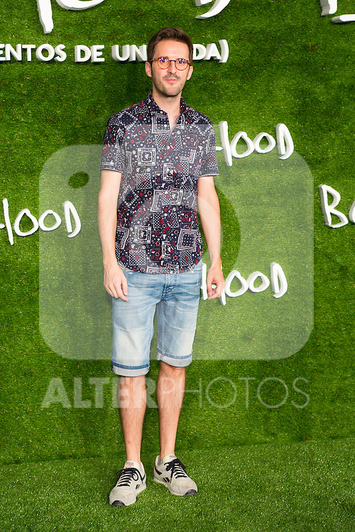 "Julian Lopez attend the photocall of the Premiere of the movie ""Boyhood"" at the Cineteca in Madrid, Spain. September 09, 2014. (ALTERPHOTOS/Carlos Dafonte)"