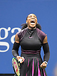 Serena Williams (USA) defeated Simona Halep (ROU) 6-2, 4-6, 6-3
