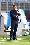 Hamburgs Trainer Dieter Hecking beim Spiel Hamburger SV gegen den  SV Sandhausen in Hamburg / 280620<br /><br />*** Football - nph00001,  2. Bundesliga: Hamburg SV vs SV Sandhausen, Hamburg, Germany - 28 Jun 2020 ***<br /><br />Only for editorial use. (DFL/DFB REGULATIONS PROHIBIT ANY USE OF PHOTOGRAPHS as IMAGE SEQUENCES and/or QUASI-VIDEO)<br />FOTO: Ibrahim Ot/action press/POOL/nordphoto *** Local Caption *** [4::31065095]