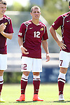 31 August 2014: Elon's Caue Da Silva (BRA). The Elon University Phoenix played the Loyola Marymount University Lions at Koskinen Stadium in Durham, North Carolina in a 2014 NCAA Division I Men's Soccer match. Elon won the game 1-0.
