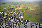 Aerial photos of Rathkeale County Limerick