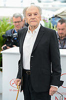 "22 May 2017 - Cannes, France - Jean-Louis Trintignant . """"Happy End"" Photocall - 70th Annual Cannes Film Festival held at Palais des Festivals. Photo Credit: Jan Sauerwein/face to face/AdMedia"
