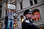 New York - Occupy Wall Street Protest - Highlights October 13