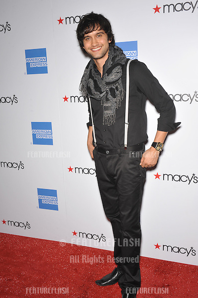 Michael Steger at the Macy's Passport 2009 Fashion Show at Barker Hanger, Santa Monica Airport..The annual event raises funds for HIV/AIDS organizations..September 24, 2009  Santa Monica, CA.Picture: Paul Smith / Featureflash