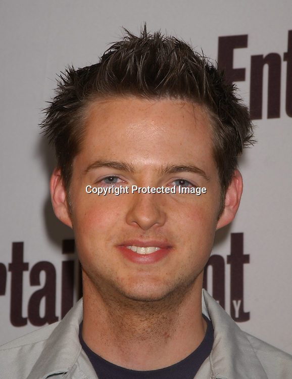 Damian Fahey                               ..at the Entertainment Weekly It List party on June 23,2003 at the Roxy in New York...Photo By Robin Platzer, Twin Images