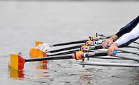 Chiswick; Great Britain; Great Eight; Mon 16.03.2009 [Mandatory Credit. Peter Spurrier/Intersport Images] crew Bow, Tim Maeyens, Andre VONARBURG (SUI) Alan Campbell (GBR) Marcel Hacker(GER), Mahe Drysdale (NZL) Olaf Tufte (NOR) Ondrej Synek (CZE) stroke Iztok Cop (SLO) Cox Ali Williams (GBR).